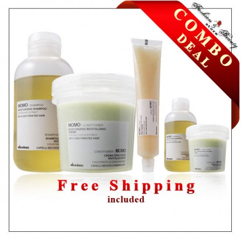 Davines MoMo Value Set