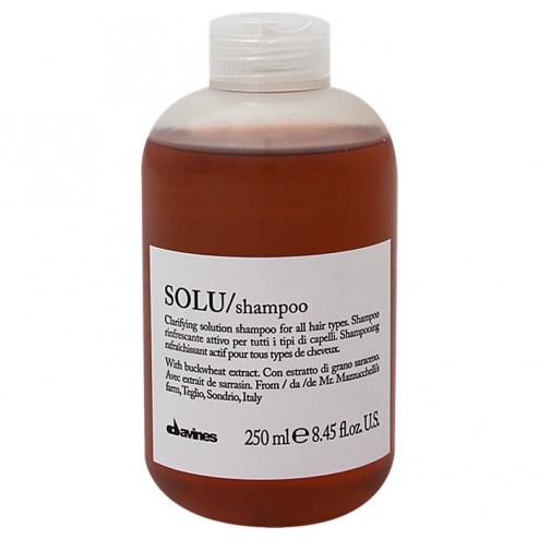 Davines SOLU Shampoo 8.5 oz