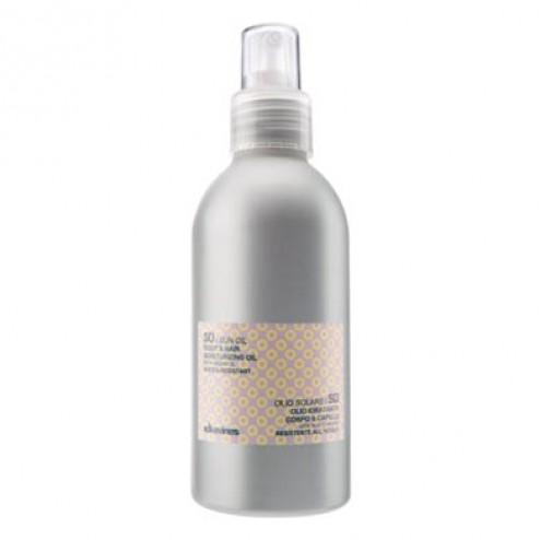 Davines SU Sun Protective Moisturizing Oil 4.2 oz