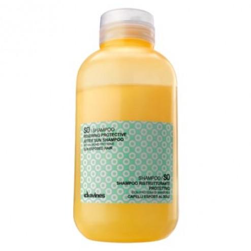 Davines SU Shampoo 8.5 oz