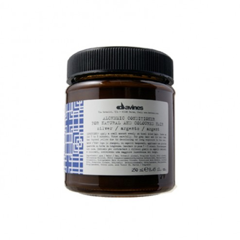 Davines Alchemic Silver Conditioner 8.5 oz