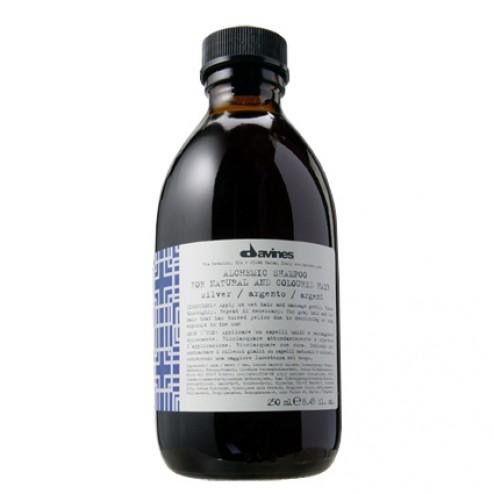 Davines Alchemic Silver Shampoo 8.5 oz