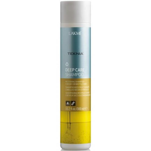 Lakme Teknia Deep Care Shampoo 10.6 Oz