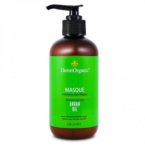 DermOrganic Intensive Hair Repair Masque 8oz