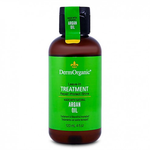 DermOrganic Leave-In Treatment with Argan Oil 4oz