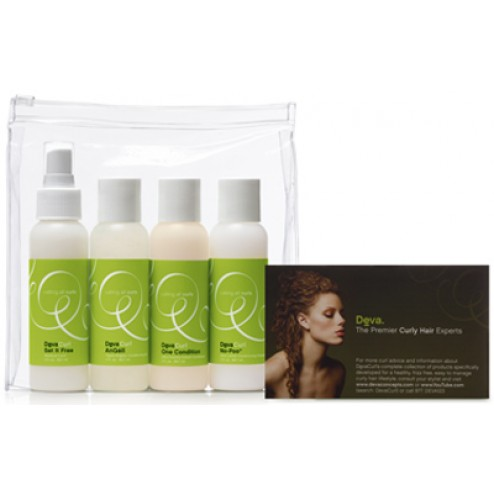 Deva Curl Travel Bag
