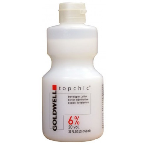 Goldwell Topchic Developer Lotion 6% 20 vol 32 oz