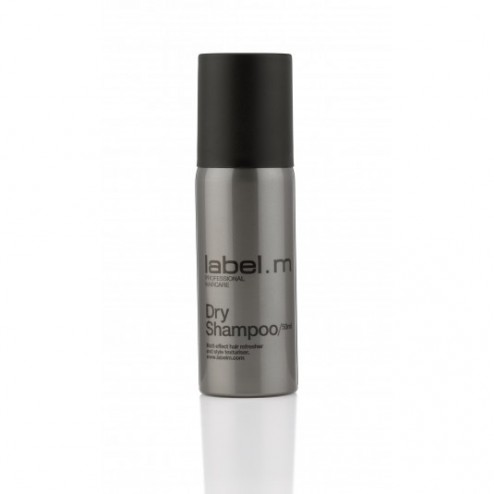 Label m Dry Shampoo travel size