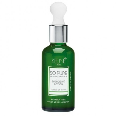 Keune So Pure Energizing Lotion 1.5 Oz