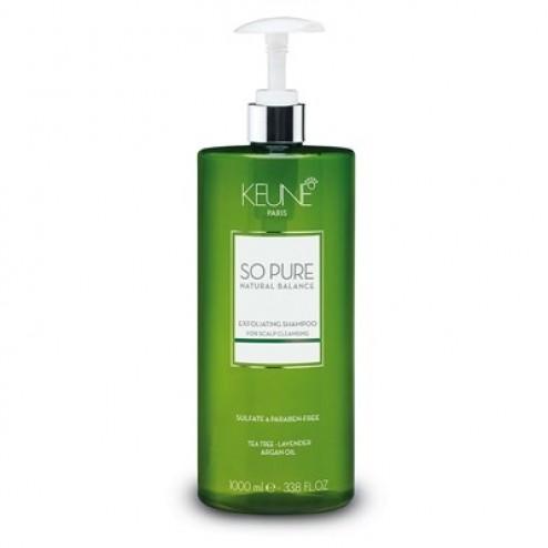 Keune So Pure Exfoliating Shampoo 33.8 Oz