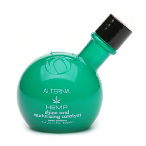 Alterna Hemp Shine and Texturizing Catalyst 3.4 oz