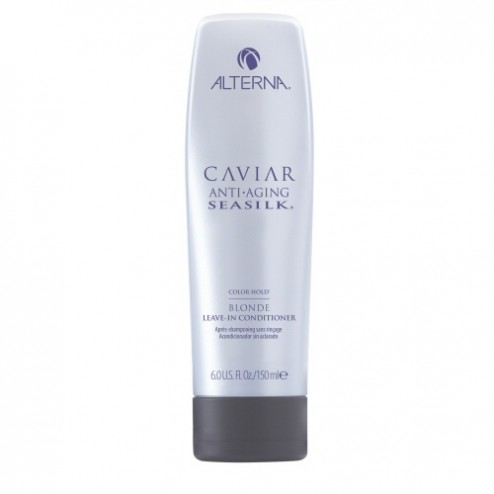 Alterna Caviar Seasilk Blonde Leave In Conditioner 6oz