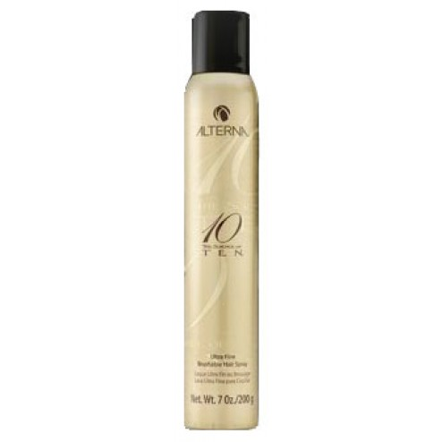 Alterna Ten Ultra Fine Finish Hair Spray 7 oz