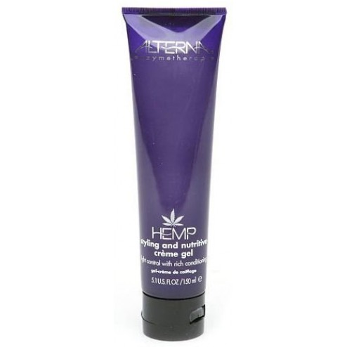 Alterna Hemp Styling and Nutritive Creme Gel 5.1 oz