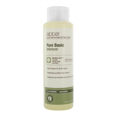 Abba Basic Shampoo 8.45 oz