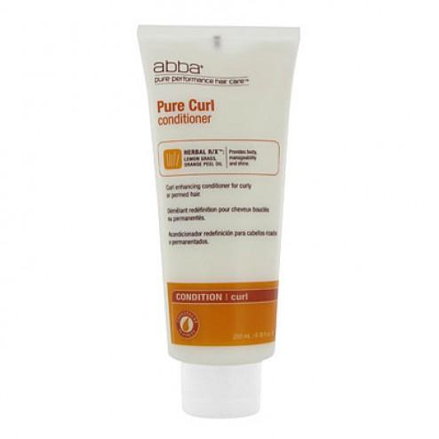 Abba Pure Curl Conditioner 6.76 oz