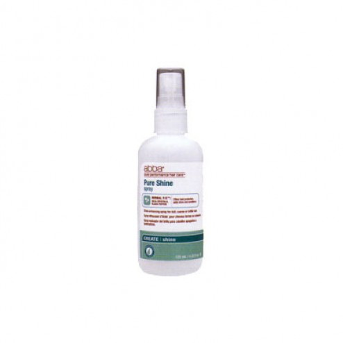 Abba Shine Spray 4 oz
