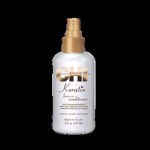 Farouk CHI Keratin Leave-In Conditioner Spray 6 Oz