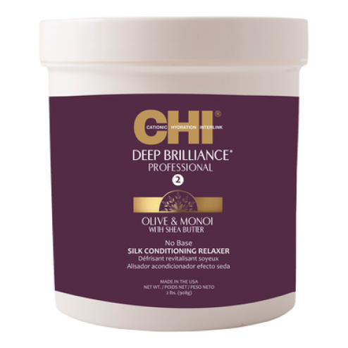 Farouk CHI Deep Brilliance - Silk Conditioning Relaxer 2lb