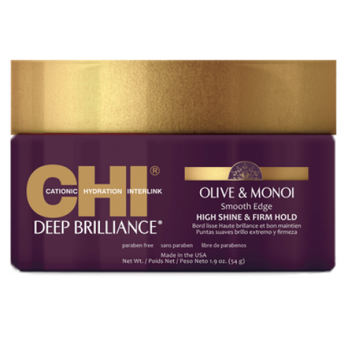 Farouk CHI Deep Brilliance - Smooth Edge High Shine & Firm Hold 1.9 Oz