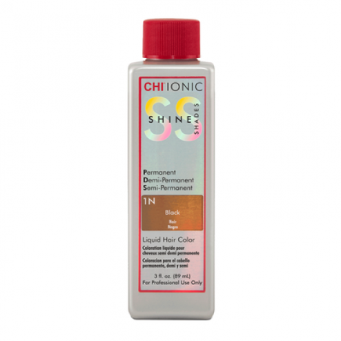 Farouk CHI Ionic Shine Shades Liquid Hair Color 3 Oz - Additive - Red