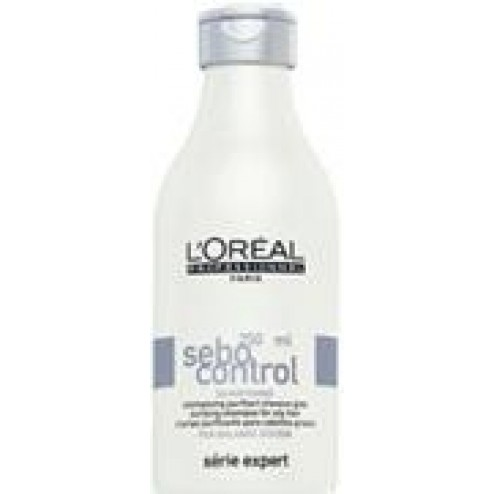 Loreal Serie Expert Sebo Control Purifying Shampoo for oily hair  50.7 oz size