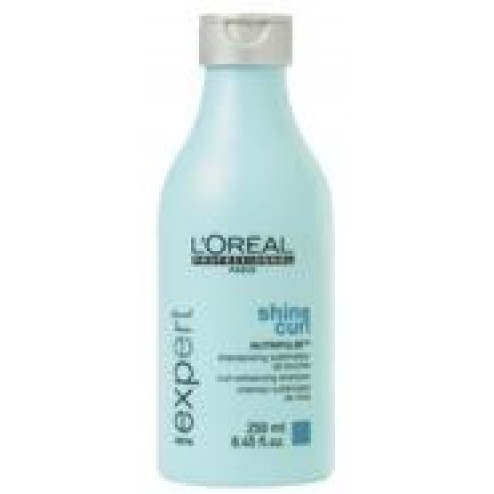 Loreal Serie Expert Shine Curl Shampoo  8.45 oz