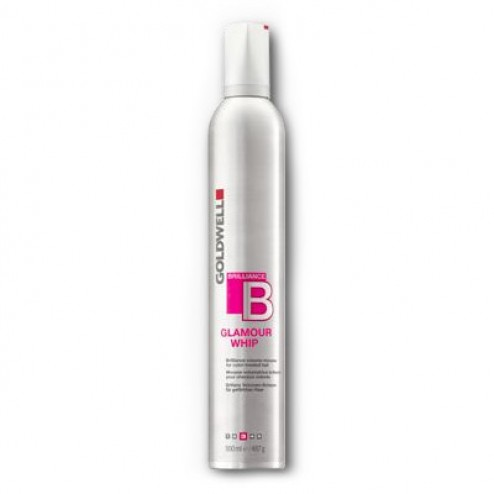 Goldwell Styling Brilliance Glamour Whip Mousse 8.6oz