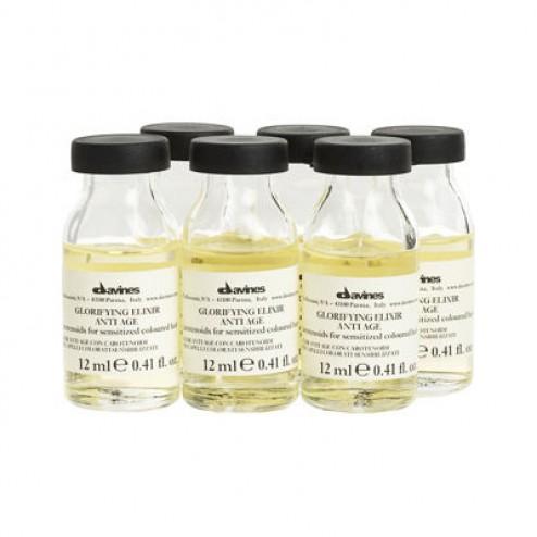 Davines Glorifying Anti-Age Elixir 6 x 0.41 oz