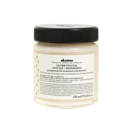 Davines Glorifying Anti Age Shimmering Pak 8.5 oz