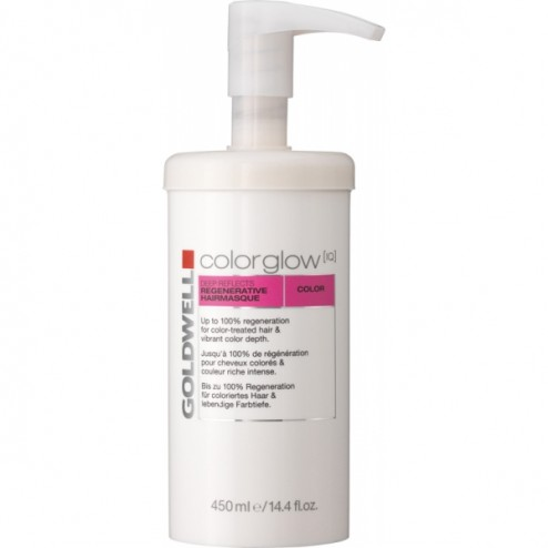 Goldwell Colorglow IQ Color Deep Reflects Hair Masque 15.2 oz