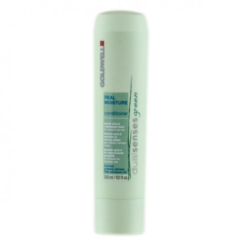 Goldwell Dualsenses Green Real Moisture Conditioner 10.1 oz