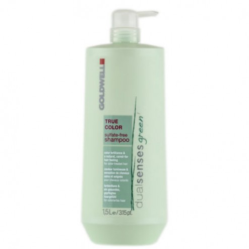 Goldwell Dualsenses Green True Color Sulfate Free Shampoo 50.7 oz