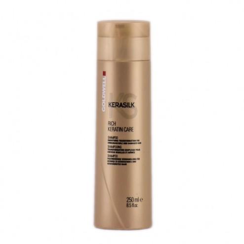 Goldwell Kerasilk Rich Keratin Care Shampoo 8.4 oz