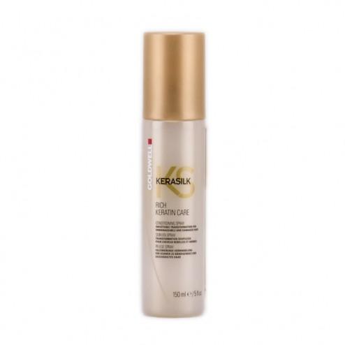 Goldwell Kerasilk Rich Keratin Care Conditioning Spray 5 Oz