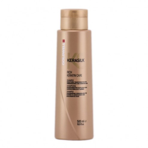 Goldwell Kerasilk Rich Keratin Care Shampoo 16.9 oz