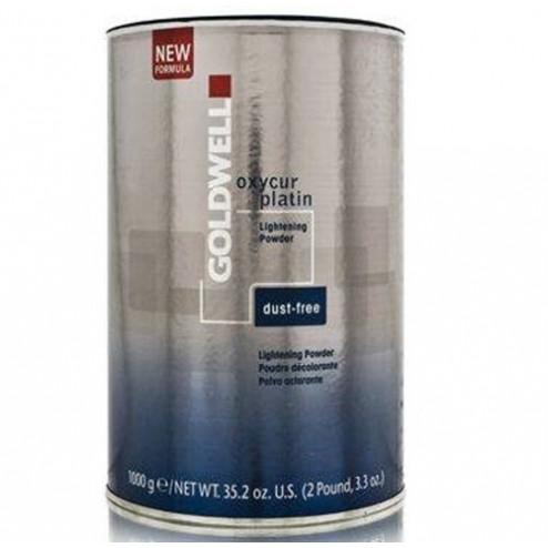 Goldwell Oxycur Platin Dust Free Lightener 35.2 oz