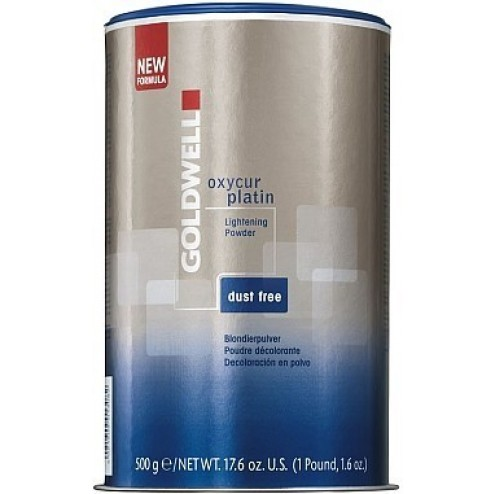 Goldwell Oxycur Platin Dust Free Lightener 17.6 oz