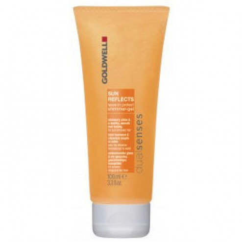 Goldwell Dualsenses Sun Reflects Leave In Protect Shimmer Gel 3.38 Oz