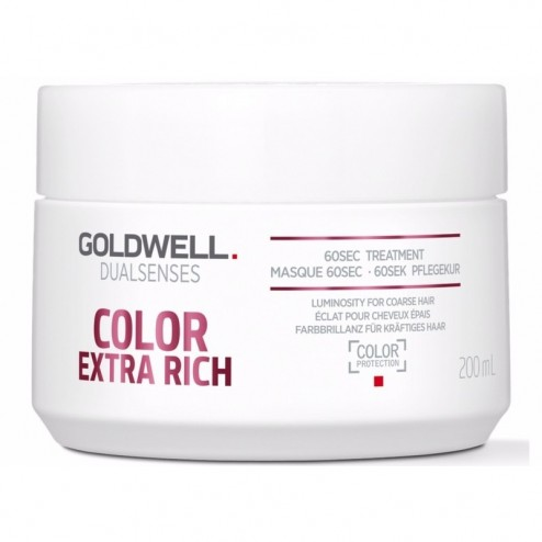 Goldwell Dualsenses Color Extra Rich 60 Second Treatment 6.7 Oz