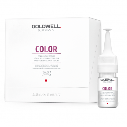 Goldwell Dualsenses Color Lock Serum 12 x 18ml