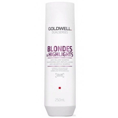 Goldwell Dualsenses Blondes & Highlights Anti-Yellow Shampoo 10.1 Oz
