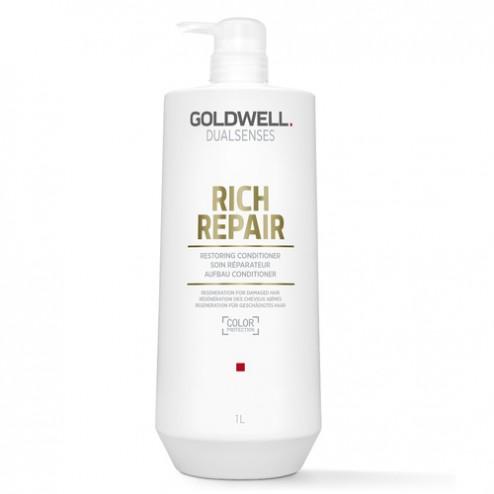 Goldwell Dualsenses Rich Repair Restoring Conditioner 33.8 Oz