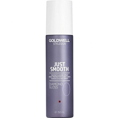 Goldwell Style Sign Just Smooth Diamond Gloss Shine Spray 5 Oz