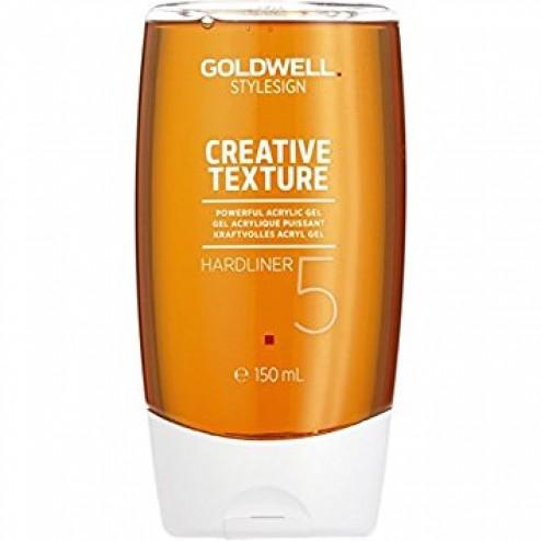 Goldwell Style Sign Creative Texture Hardliner Acryl Gel 5.1 Oz