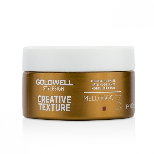 Goldwell Style Sign Creative Texture Mellogoo Modelling Paste 3.4 Oz