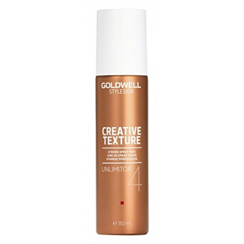 Goldwell Style Sign Creative Texture Unlimitor Spray Wax 4.5 Oz