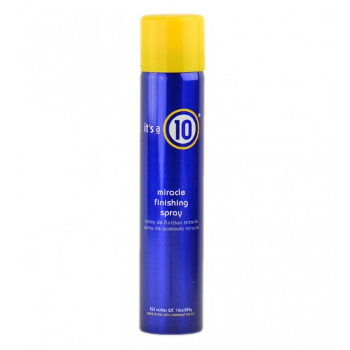 Its a 10 Miracle Finishing Spray 10 Oz