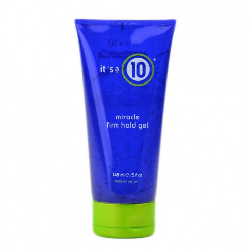 Its a 10 Miracle Firm Hold Gel 5 Oz