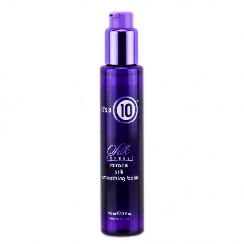 Its a 10 Miracle Silk Express Smoothing Balm 5 Oz